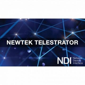 NewTek NDI Telestrator программное управление