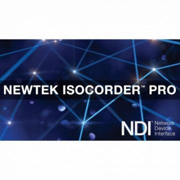 NewTek IsoCorder Pro программное обеспечение