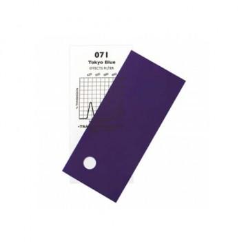 Chris James Светофильтр 122см x 7,62м, Tokio Blue