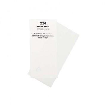 Chris James Светофильтр 122см x 7,62м, White Frost