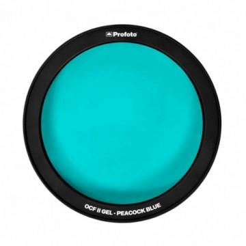 Profoto Цветной фильтр OCF II Gel - Peacock Blue