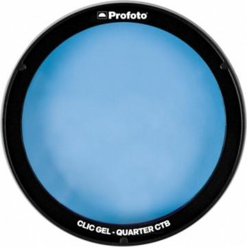 Profoto Clic Gel Quarter CTB для A1, A1x, C1 Plus