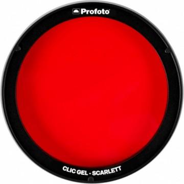 Profoto Clic Gel Scarlett для A1, A1x, C1 Plus