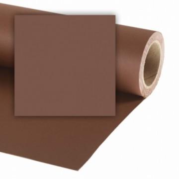 Бумажный фон Colorama CO280 2,72 X 25 метров, цвет PEAT BROWN