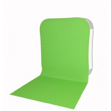 Lastolite Фон Hilite Bottletop + хромакей тканевый зеленый 1.8 x 2.15м