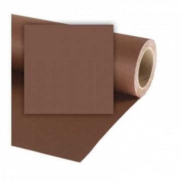 Бумажный фон Colorama CO180 Peat Brown бумажный 2,72 х 11,0 метров