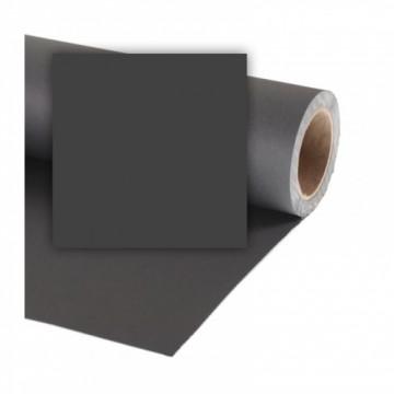 Бумажный фон Colorama CO268 Black 2,72 х 25,0 метров