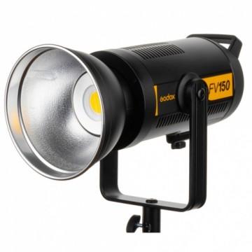 Светодиодный LED осветитель Godox FV150 с функцией вспышки