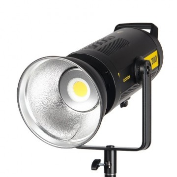Светодиодный LED осветитель Godox FV200 с функцией вспышки
