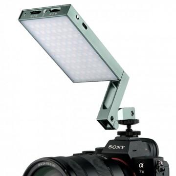 Накамерный LED осветитель Godox RGB Mini Creative M1 накамерный