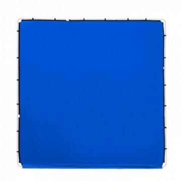 Фон Lastolite StudioLink хромакей синий 3 x 3м