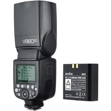 Вспышка Godox Ving V860IIF TTL для Fujifilm